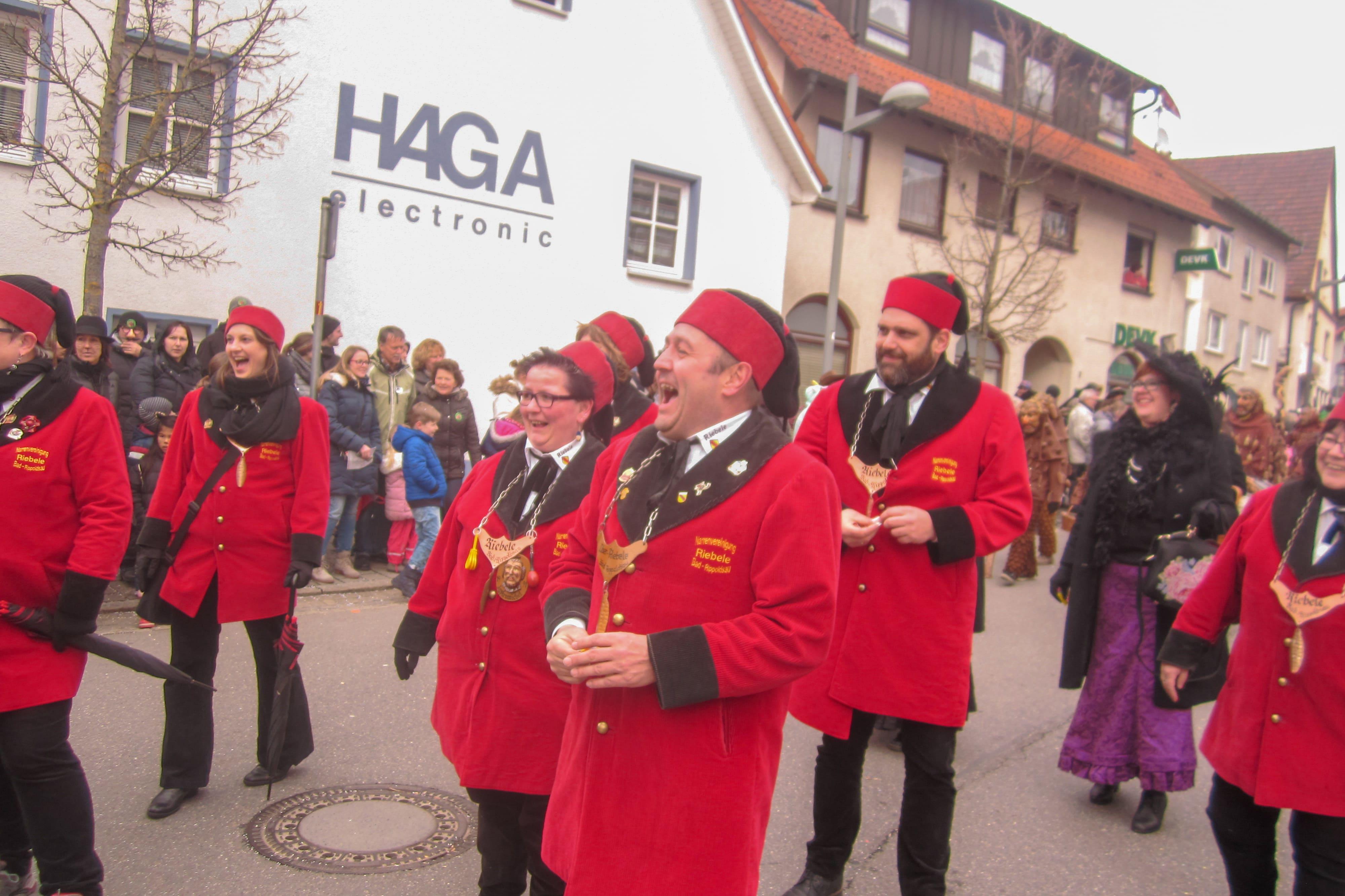 Umzug Hechingen