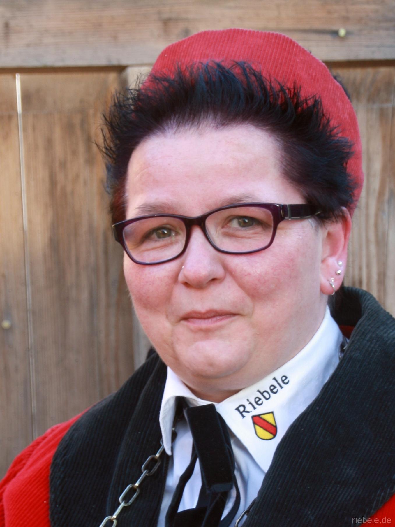 Carmen Litschel- Narrenrätin
